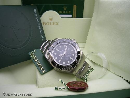ROLEX DEEPSEA 116660 2008