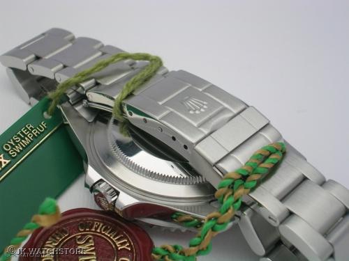 ROLEX GMT-MASTER II 16710 2000 PEPSI