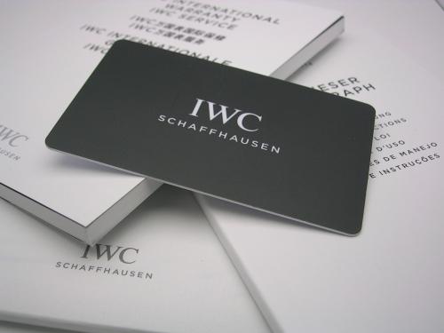IWC PORTUGIESER CHRONOGRAPH  IW371446  2020