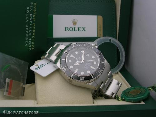 ROLEX SEADWELLER 4000  116600 2016