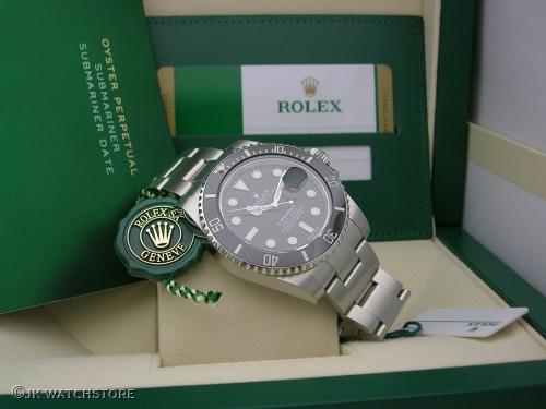 ROLEX SUBMARINER 116610LN 2020