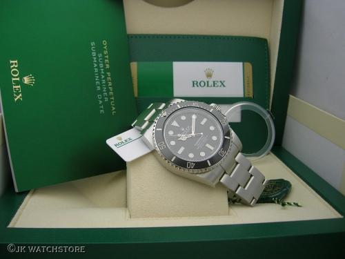 ROLEX SUBMARINER 114060 2019