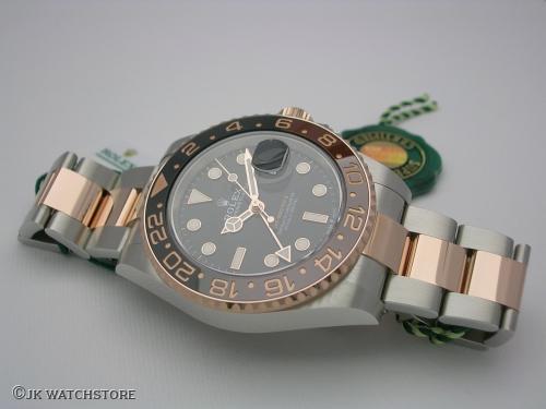 ROLEX GMT-MASTER II  126711CHNR 2020