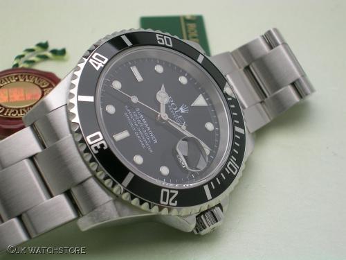 ROLEX SUBMARINER 16610 2005