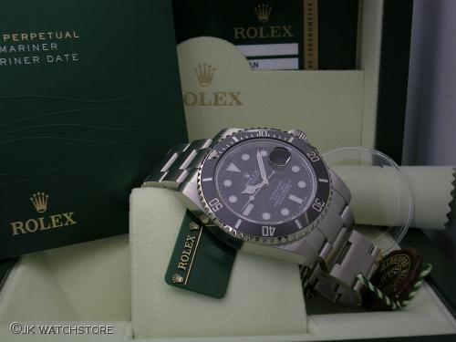 ROLEX SUBMARINER 116610LN 2013 NOS