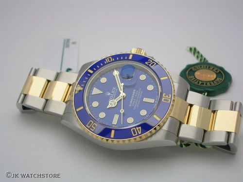 ROLEX SUBMARINER 41MM 126613LB  2021