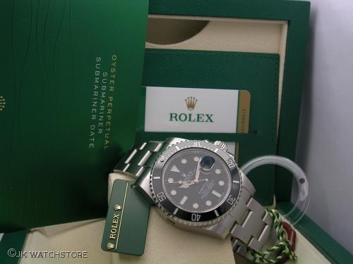 ROLEX SUBMARINER 116610LN 2015