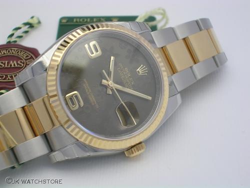 ROLEX DATEJUST 116233 2012