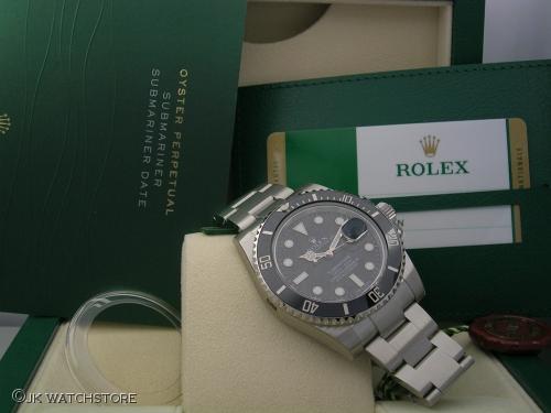 ROLEX SUBMARINER 116610LN 2014