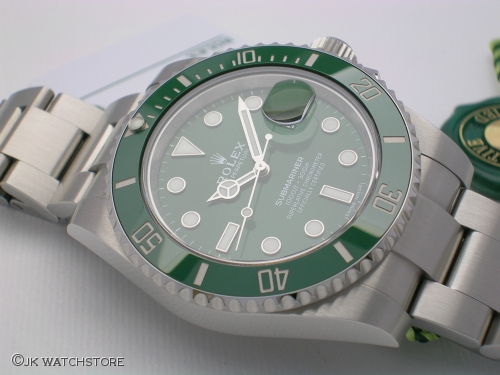 ROLEX SUBMARINER 116610LV 2017