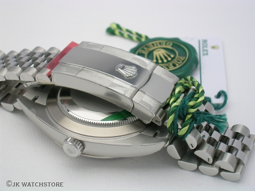 ROLEX DATEJUST 41 126334  DARK RHODIUM JUBILEE 2019