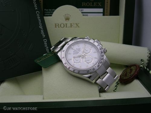ROLEX DAYTONA 116520 2012