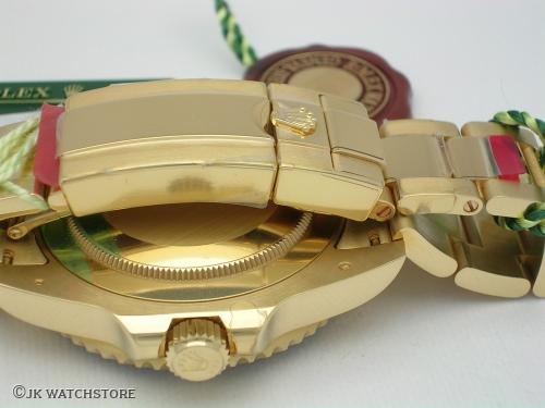ROLEX GMT-MASTER II 116718LN 2012