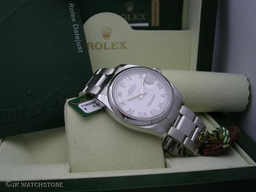 ROLEX DATEJUST 116200 2012