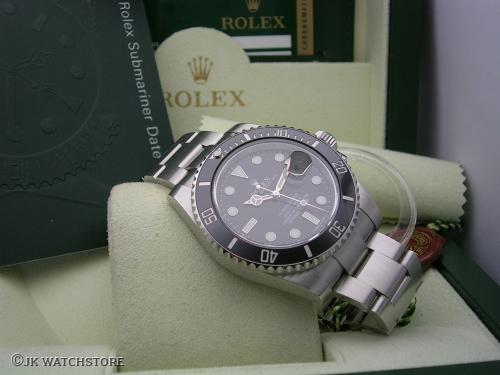 ROLEX SUBMARINER 116610LN 2013