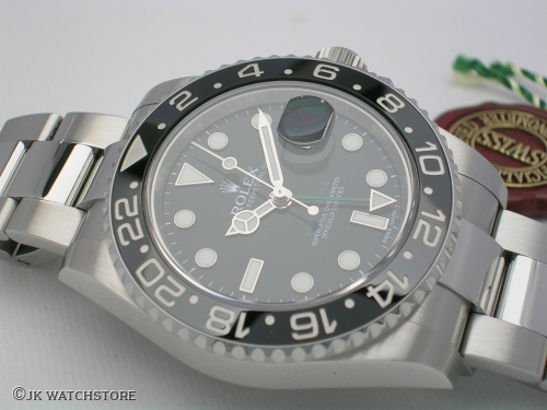 ROLEX GMT-MASTER II 116710LN 2012