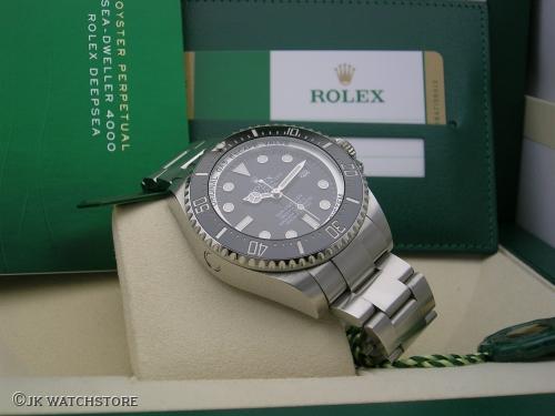 ROLEX DEEPSEA 116660 2015
