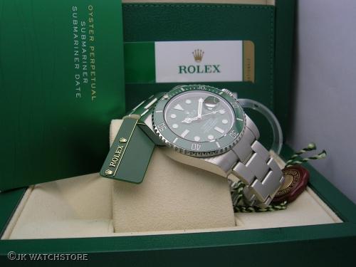 ROLEX SUBMARINER 116610LV 2014