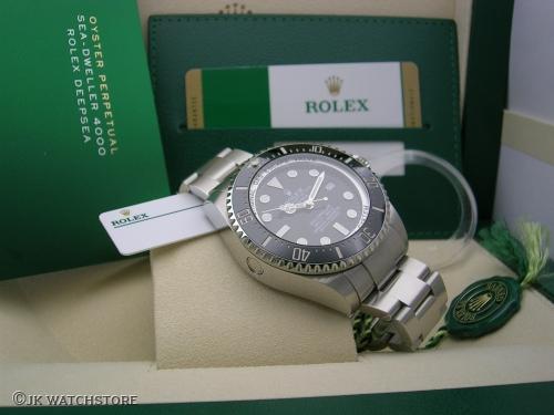 ROLEX DEEPSEA 116660 2016