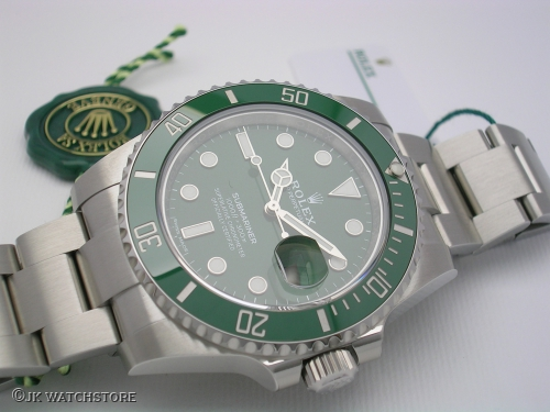ROLEX SUBMARINER 116610LV 2018