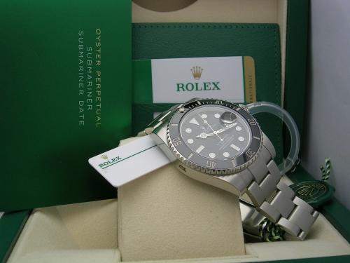 ROLEX SUBMARINER 116610LN 2018