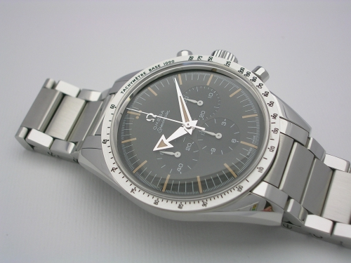 OMEGA SPEEDMASTER 60TH ANNIVERSARY 1957