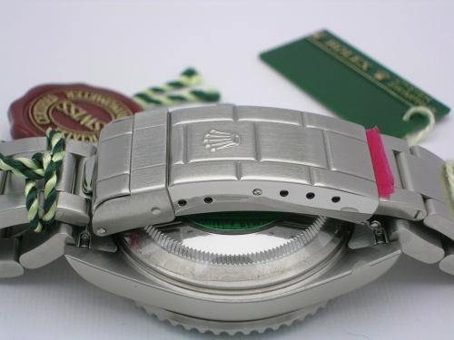 ROLEX SUBMARINER 16610LV 2006 NOS