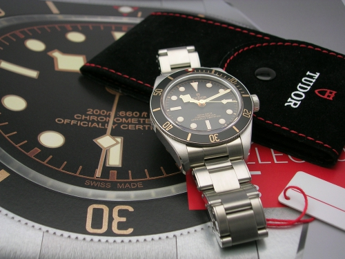 TUDOR BLACK BAY FIFTY-EIGHT 79030N  2018