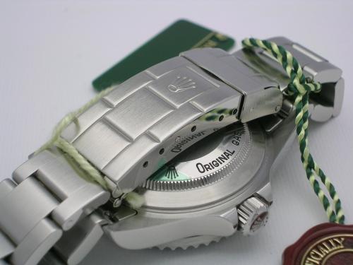 ROLEX SEADWELLER 16600 2008