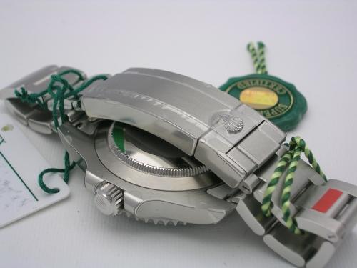 ROLEX SUBMARINER 116610LV 2017 NOS