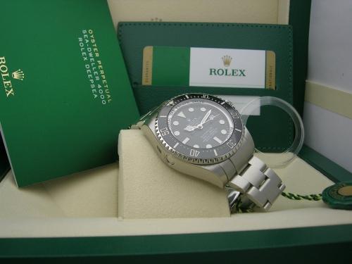 ROLEX DEEPSEA 116660 2016 NOS