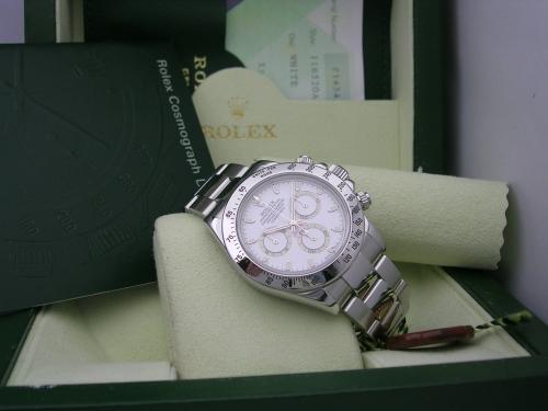 ROLEX DAYTONA 116520 2004
