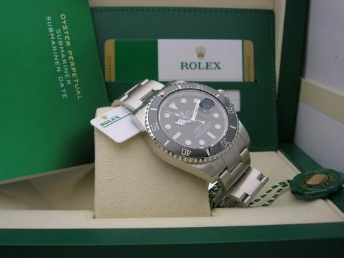ROLEX SUBMARINER 116610LN 2019