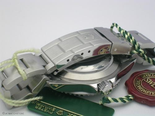 ROLEX SUBMARINER 16610LV 2007