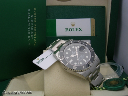 ROLEX SUBMARINER 116610LN 2016