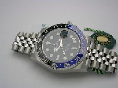 ROLEX GMT-MASTER II  116710BLNR 2020