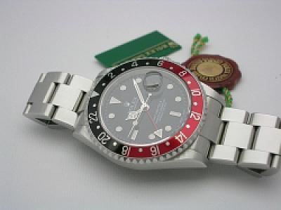 ROLEX GMT-MASTER 16710 2004