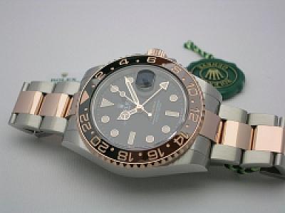 ROLEX GMT-MASTER II  126711CHNR 2021