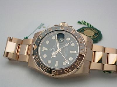 ROLEX GMT-MASTER II  126715CHNR 2021