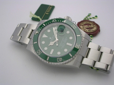 ROLEX SUBMARINER 116610LV 2011