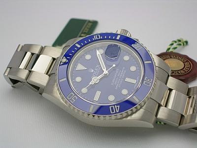 ROLEX SUBMARINER 116619LB 2012