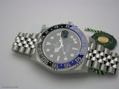 ROLEX GMT-MASTER II  126710BLNR 2021