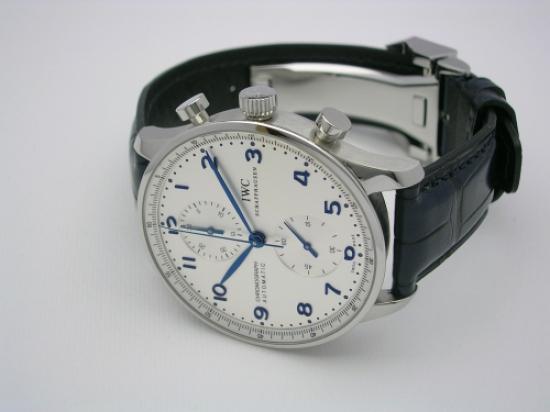 JK Watchstore, World of Rolex, IWC PORTUGIESER CHRONOGRAPH  IW371446  2020