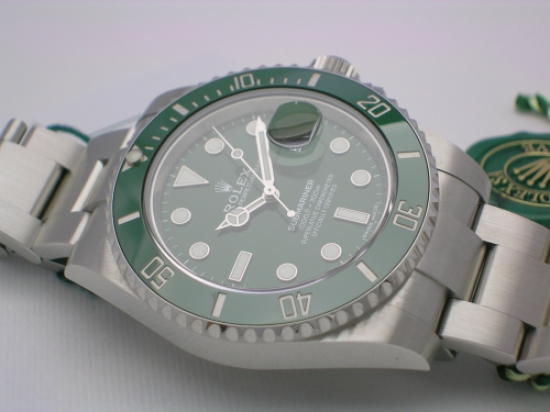 JK Watchstore, World of Rolex, ROLEX SUBMARINER 116610LV 2018