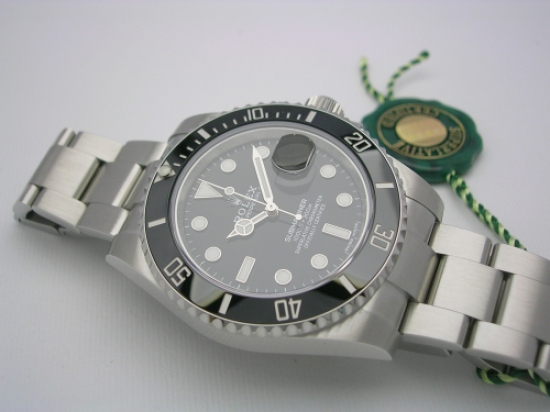 JK Watchstore, World of Rolex, ROLEX SUBMARINER 116610LN 2019