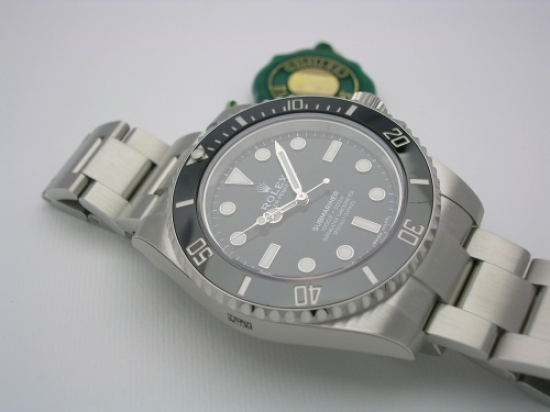 JK Watchstore, World of Rolex, ROLEX SUBMARINER 114060 2019