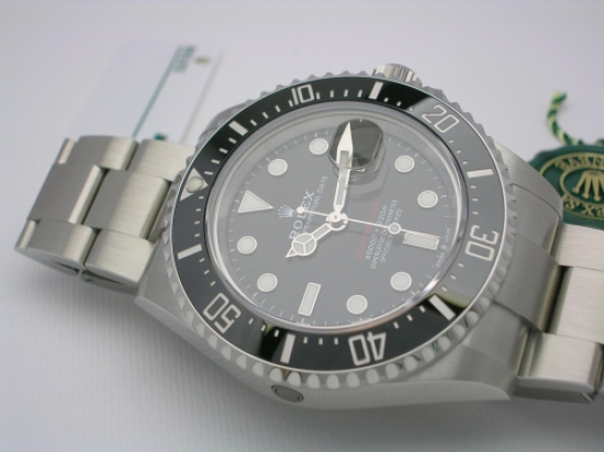 JK Watchstore, World of Rolex, ROLEX SEADWELLER RED 126600 2019