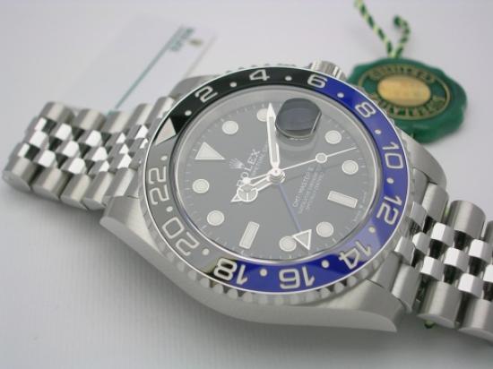 JK Watchstore, World of Rolex, ROLEX GMT-MASTER II  126710BLNR 2019