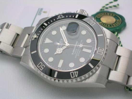 JK Watchstore, World of Rolex, ROLEX SUBMARINER 116610LN 2019