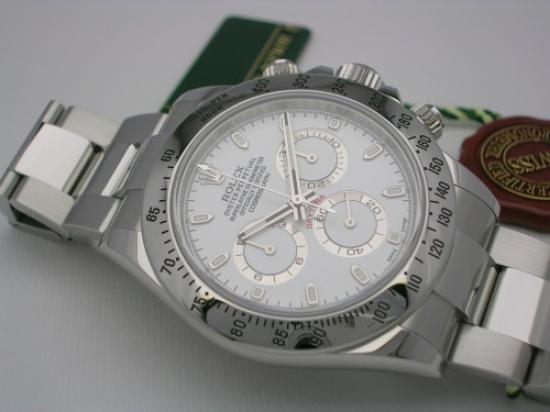 JK Watchstore, World of Rolex, ROLEX DAYTONA 116520 2013